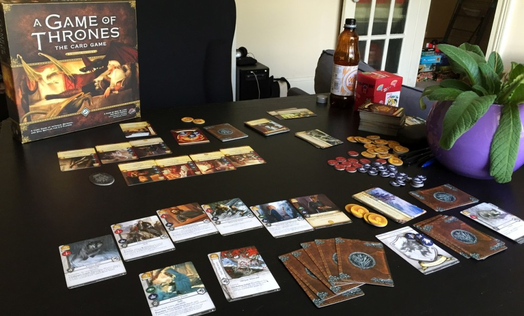 Game of Thrones lcg Second Edition