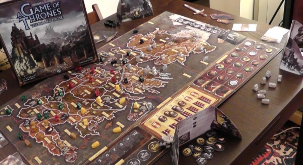 Game of Thornes Board Game