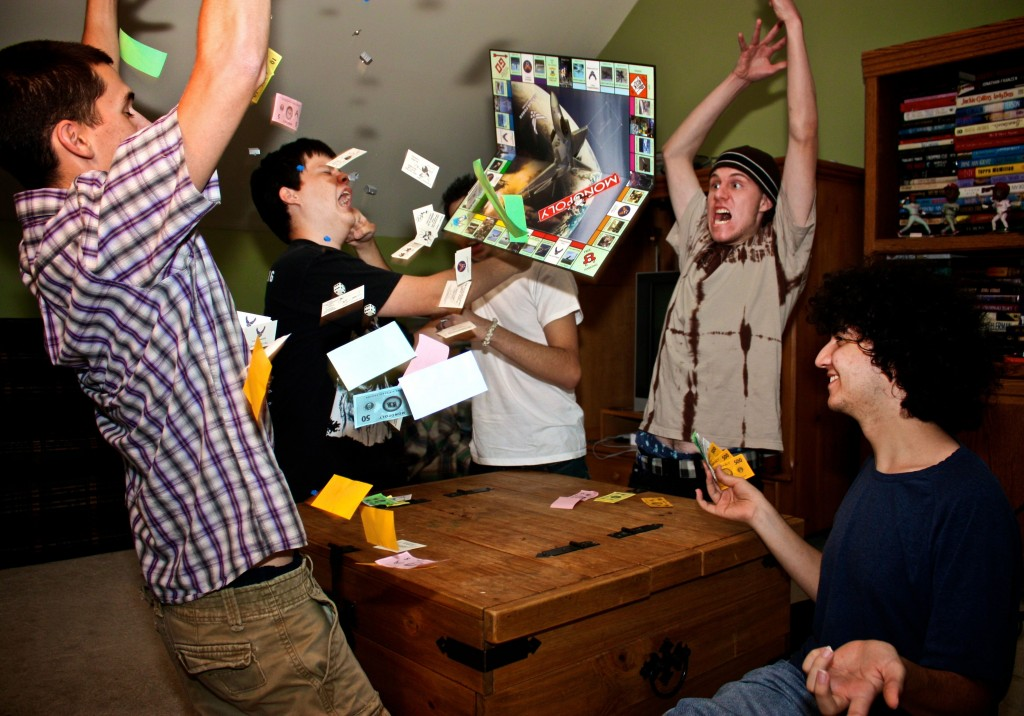 Board Game Rage